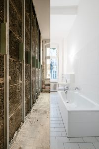 Bathroom,Before,And,After,Renovation,-,Home,Refurbishment,Concept